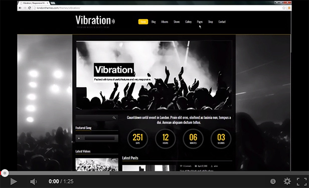 responsive-vibration-music-wordpress-theme