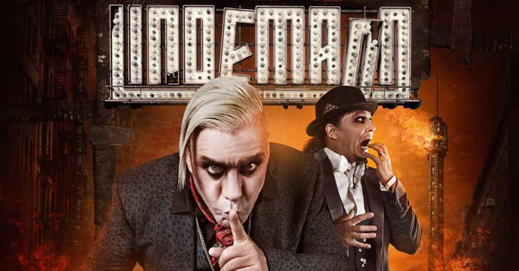 "Review: Lindemann ""Skills in Pills"""