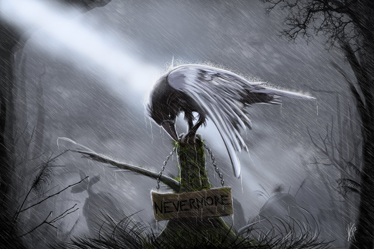 quoth_the_raven_nevermore_by_kxg_witcher-d5hx6c1