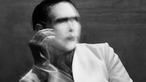 Marilyn Manson Pale Emperor Artwork