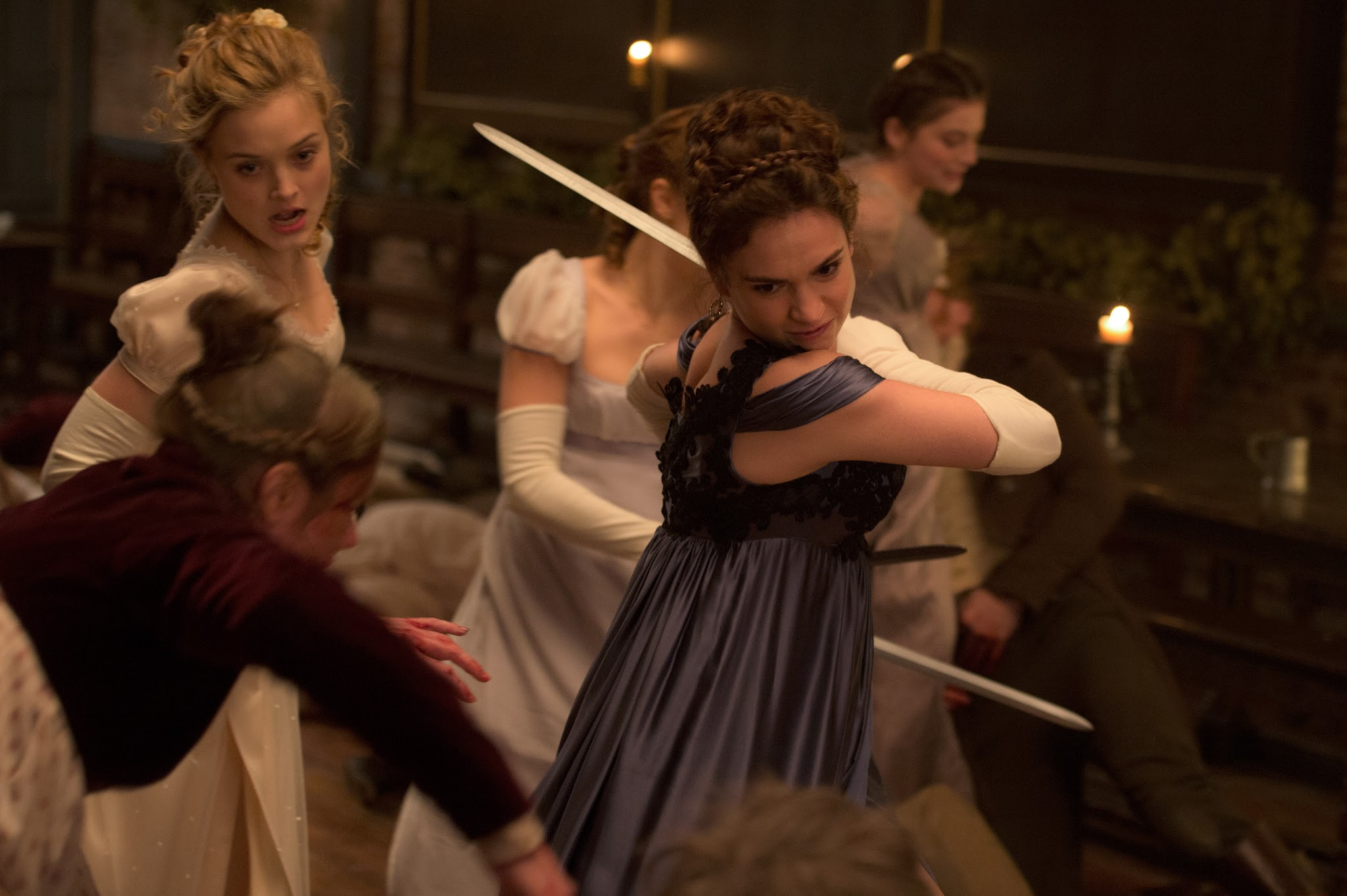 Pride and Prejudice and Zombies – Official Trailer