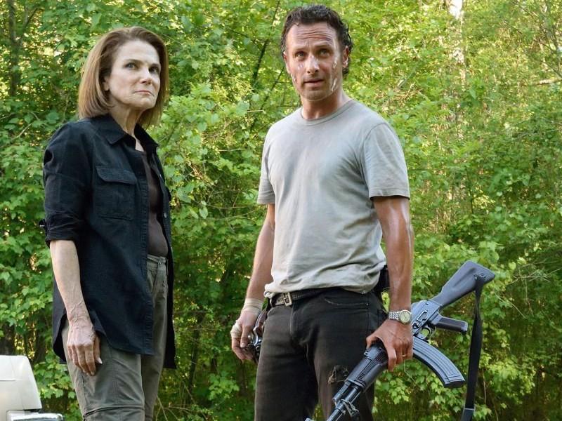 The Walking Dead Season 6 Episode 1 – Review