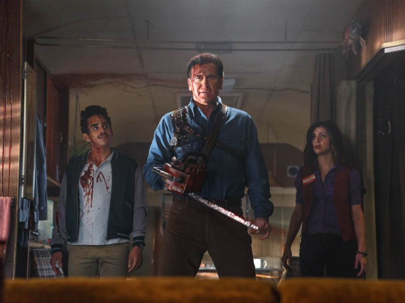 Ash vs The Evil Dead – Review