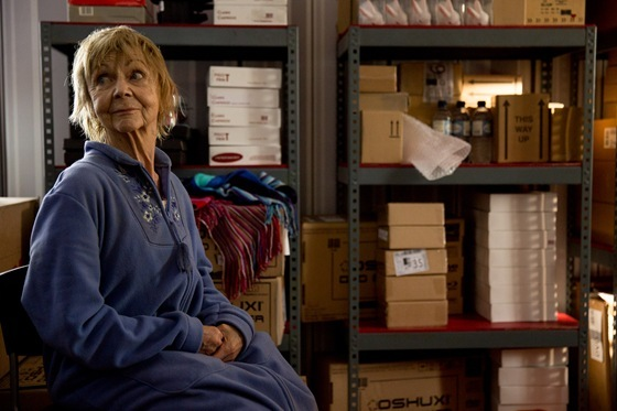 Sheila Reid as Enid in Containment 2015_thumb