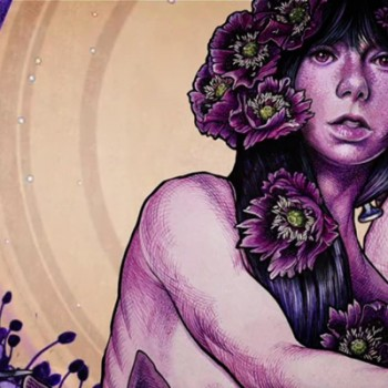 Baroness' Purple – A Masterpiece