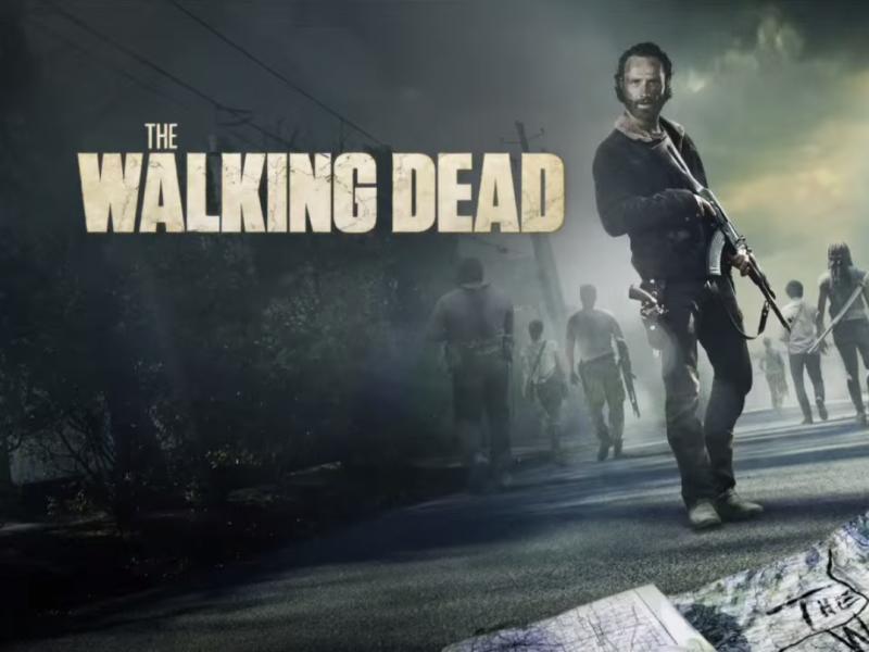 The Walking Dead – post break premier