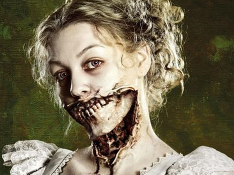 Pride and Prejudice and Zombies ~ Review