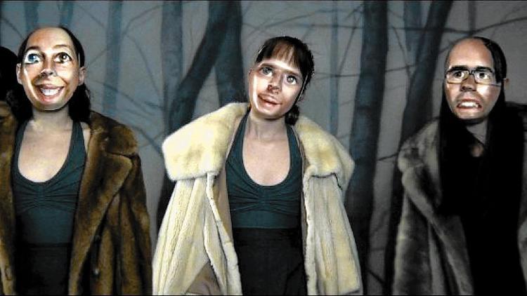 #Horror ~ Review
