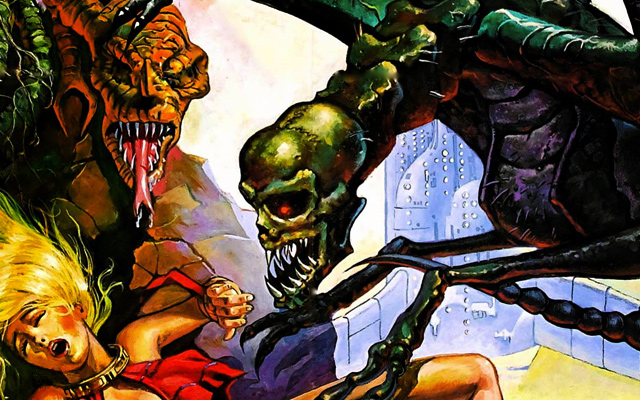 Month of Corman! – Galaxy of Terror
