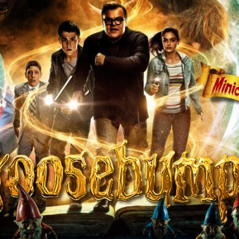 New Generation of Horror: Niece of Big H reviews Goosebumps (2015)
