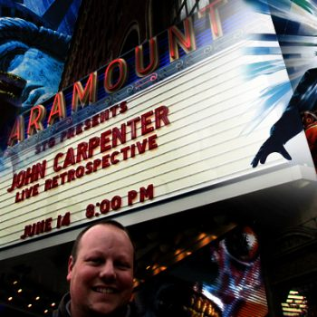 John Carpenter Live: Retrospective