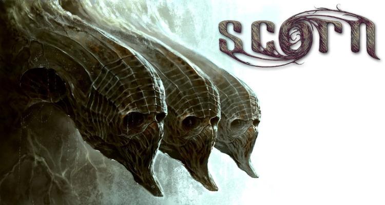 Scorn Alpha Demo Playthrough