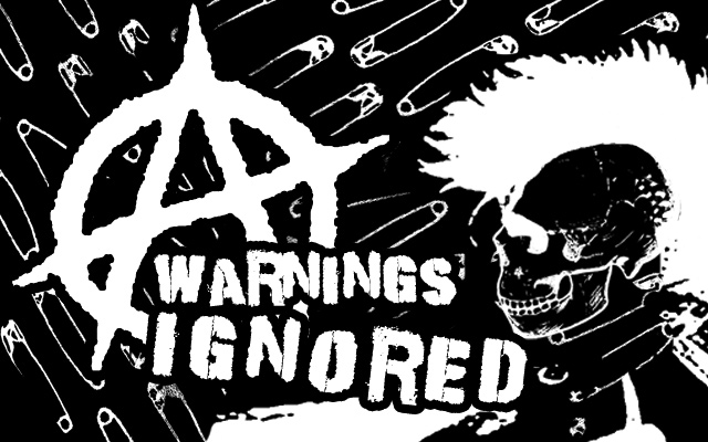 Warnings from the Past: Unheeded Anarcho Punk Albums