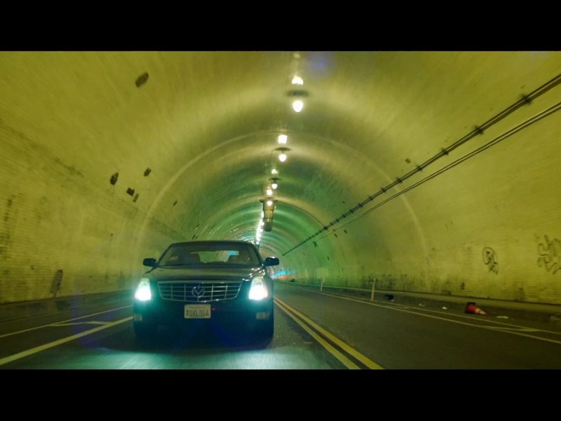 car in tunnel 2