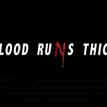 Blood Runs Thick Gets Teaser Trailer