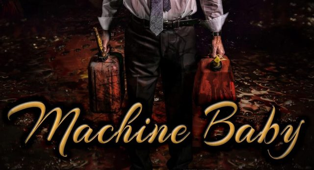 Machine Baby (Short Film) ~ Review