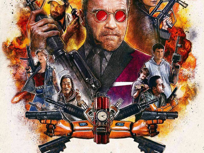 Killing Gunther (2018) Film Review