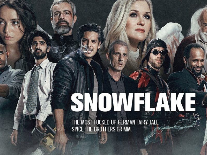 Snowflake ~ Review