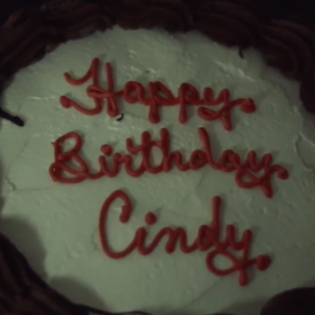 Cindy's Birthday Party ~ Short Film Review