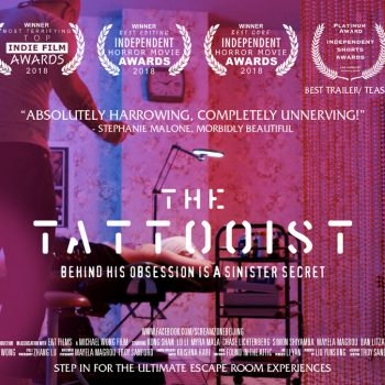 The Tattooist ~ Trailer