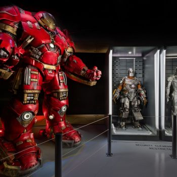 Marvel's Avengers S.T.A.T.I.O.N. at ExCel London