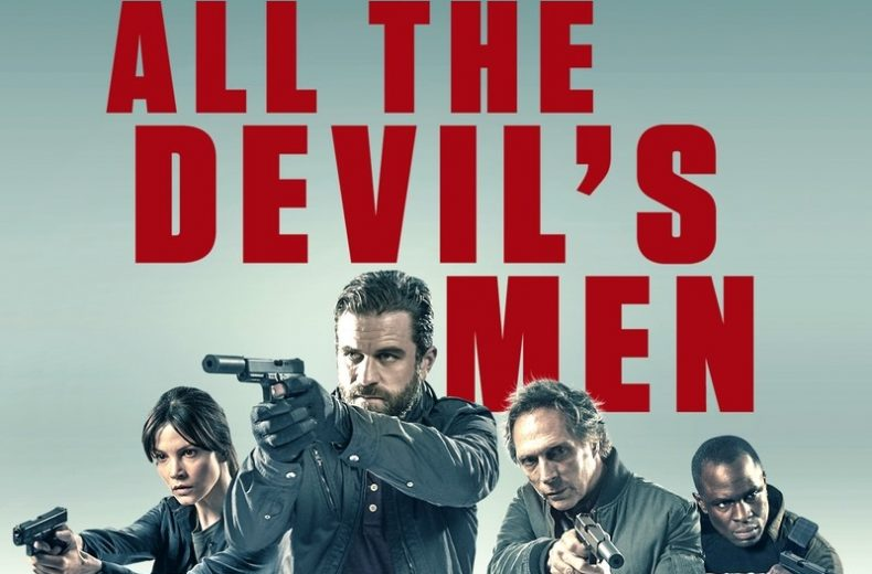All the Devil's Men ~ Review