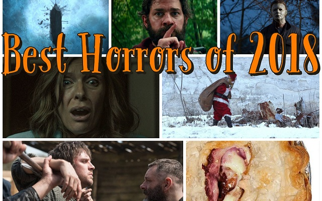 The Best Horrors of 2018