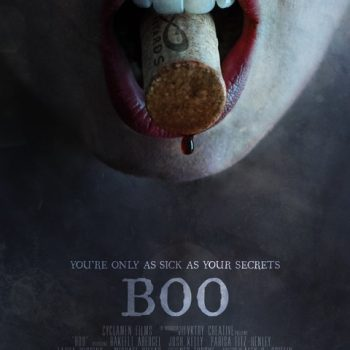 BOO ~ Short Film Review