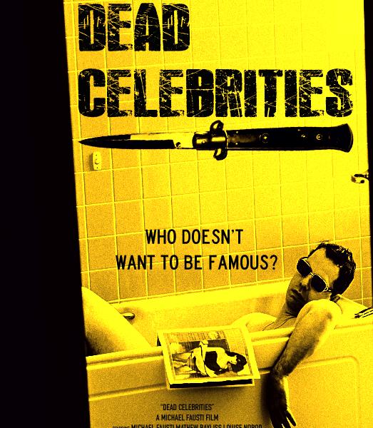 Dead Celbrities Final poster