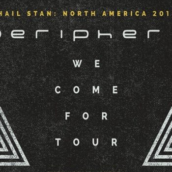 "Periphery Announce the ""HAIL STAN: NORTH AMERICA 2019"" Tour"