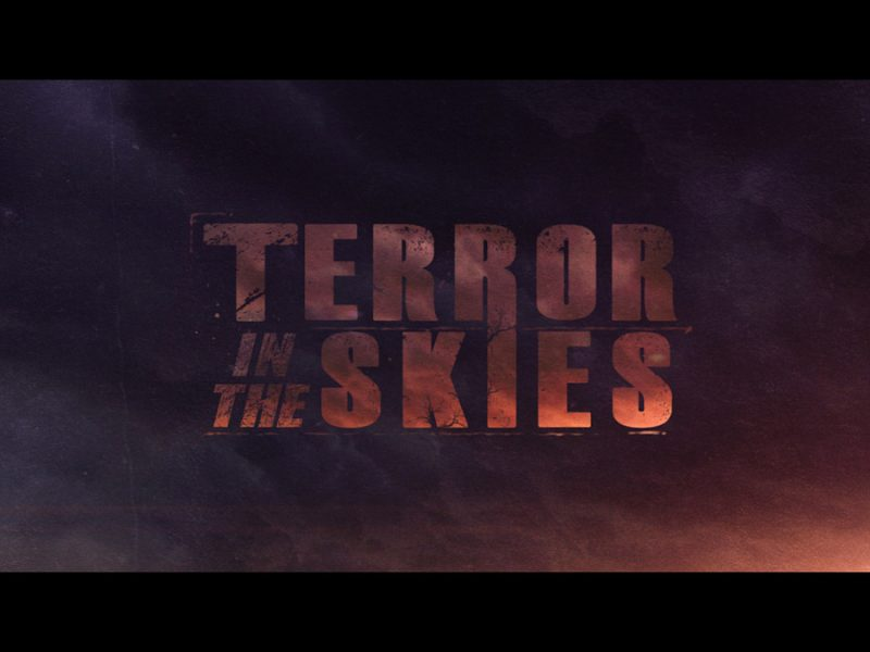 Terror in the Skies Banner