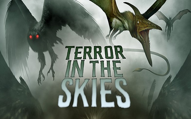 Terror in the Skies ~ Review