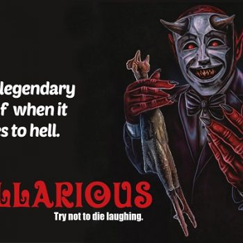 Hellarious Horror Anthology Review