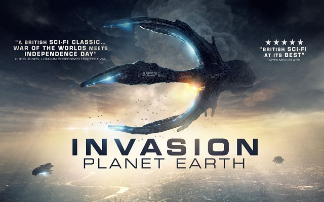 Independent sci-fi thriller Invasion Planet Earth receives UK release date