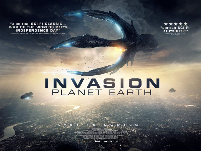 Invasion Planet Earth ~ Review