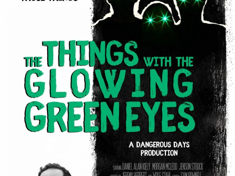 Green Eyes Poster small