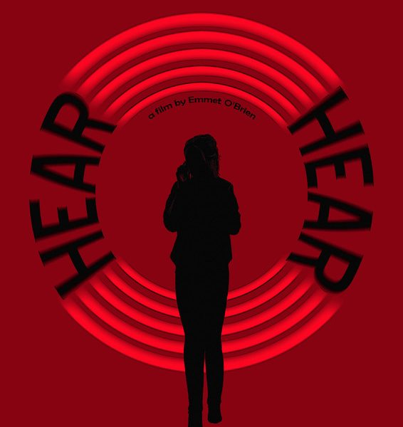 hear hear poster