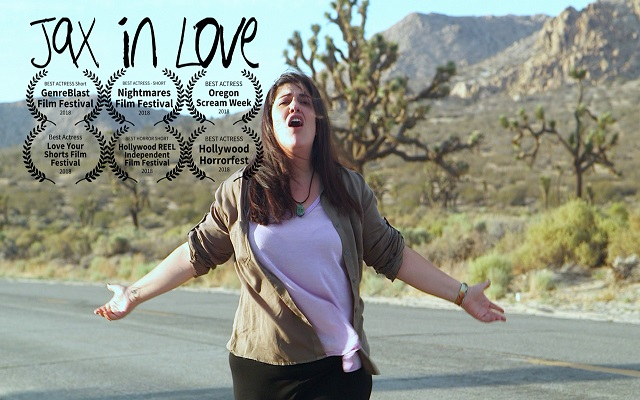 Jax in Love Online Premiere