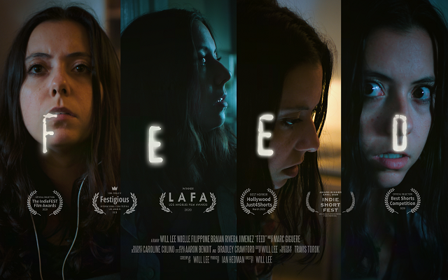 FEED ~ Short Film Review