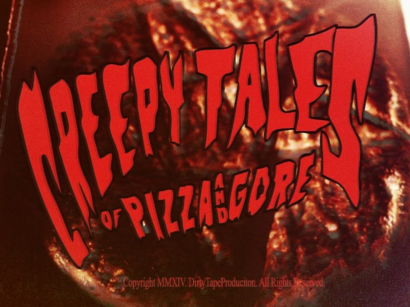Creepy Tales of Pizza and Gore ~ Review