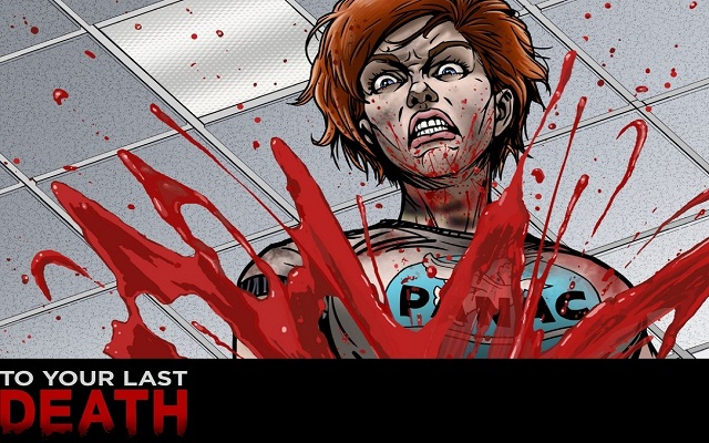 To Your Last Death ~ Review