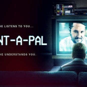 First look at poster & trailer for VHS Retro Horror 'RENT-A-PAL' starring Wil Wheaton