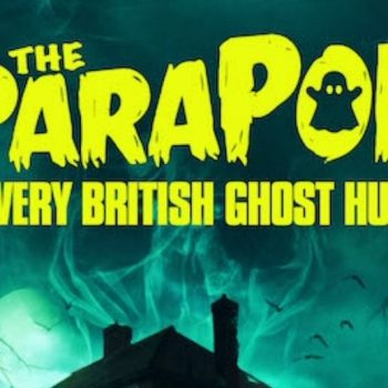 The ParaPod – A Very British Ghost Hunt (Trailer release)