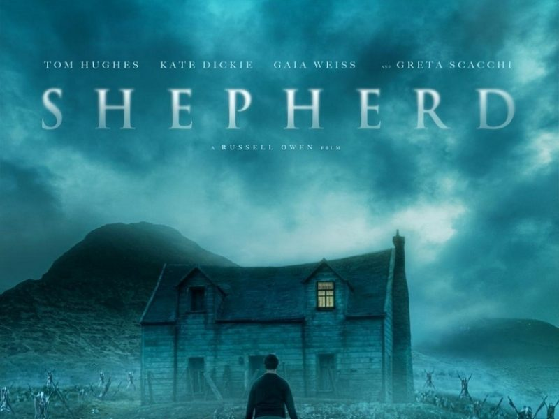 Shepard ~Teaser Trailer and Poster