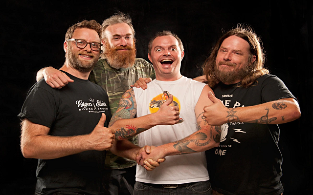 Red Fang Kick Out the Jams with Online Streaming Event This July 30